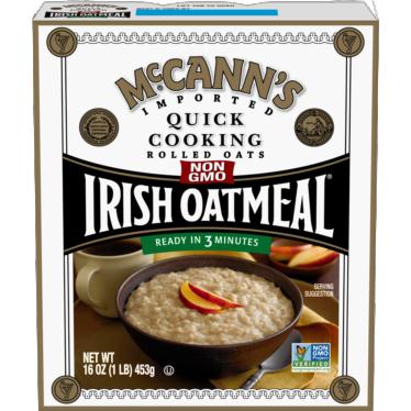 Image of <em>McCann's</em><sup>®</sup> Quick Cooking Rolled Irish Oats